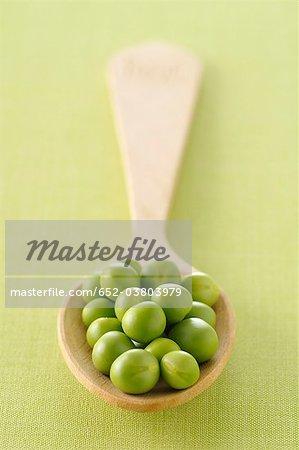 Spoonful of peas