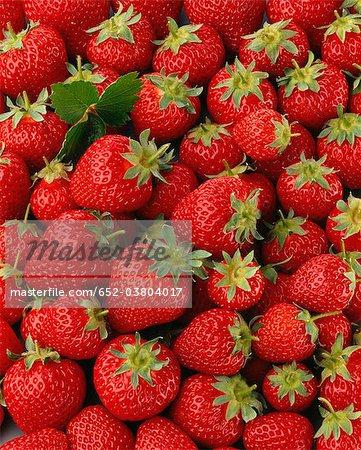 Ovarall aux fraises