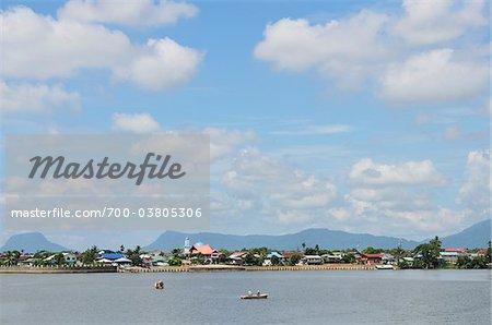 Kuching, Sarawak, Bornéo, Malaisie