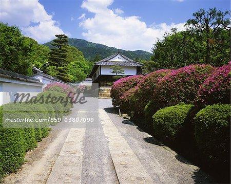 Zuishinin, Kyoto, Japan