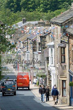 England, Yorkshire Dales, Nidderdale