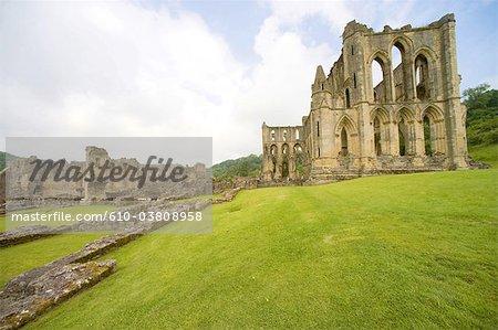 Abbaye de Rievaulx, North Yorkshire, l'Angleterre