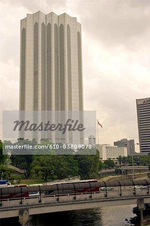Tour de Kuala Lumpur, Malaisie