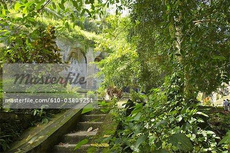 Indonesia, Bali, near Ubud, Gunung Kawi temple