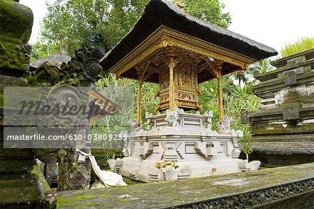 Indonesia, Bali, near Ubud, Tirta Empul temple