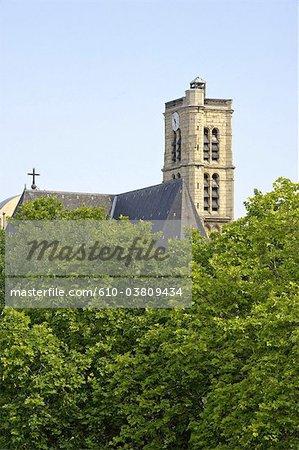 France, Paris, église Saint-Gervais-Saint-Protais
