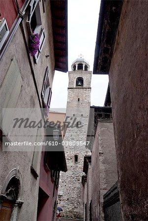 Italy, Salo, street