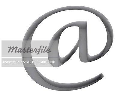 Typografie: at-Zeichen