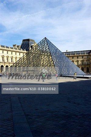 France, Paris (75), Ile de France, Musée du Louvre