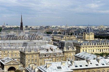 France, Paris (75), Ile de France, général Découvre