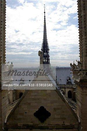 France, Paris (75), Ile de France, Notre Dame