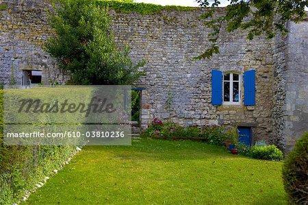 France, Poitou Charentes, Talmont sur Gironde