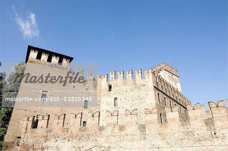 Italie, Vérone, castelvecchio