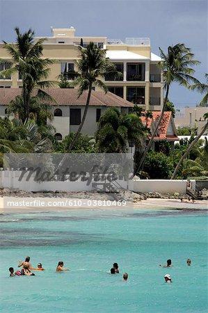 Barbados, Worthing