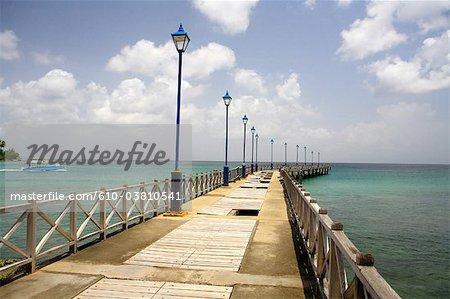 Barbados, Spreightown, Pension