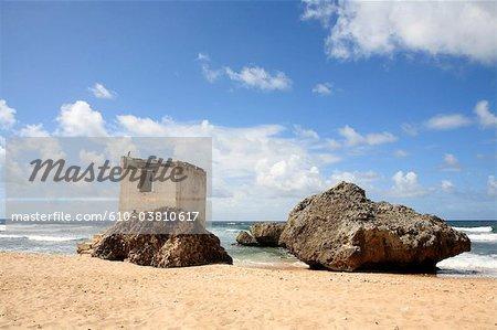 Barbados, Rettungsschwimmer Bahnhof