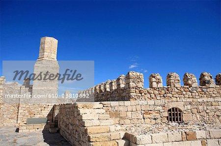 Greece, Crete, Heraklion, venitian fort