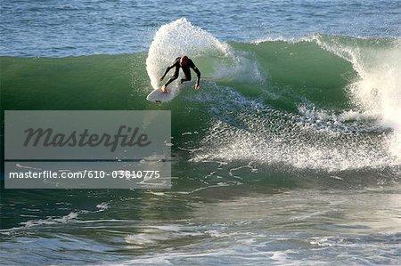 Maroc, Taghazout, surf