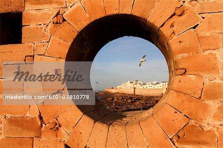 Morocco, Essaouira, fortifications