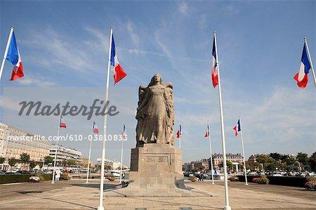 Mémorial de guerre de Normandie, Le Havre, France