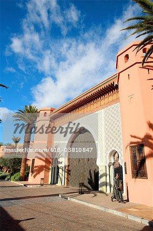 Hôtel Marrakech, Maroc
