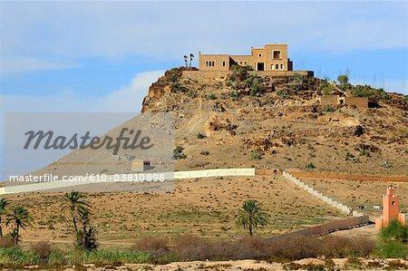 Maison Maroc, Marrakech, sur la colline