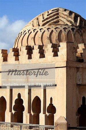 Morocco, Marrakech, Almoravid Koubba