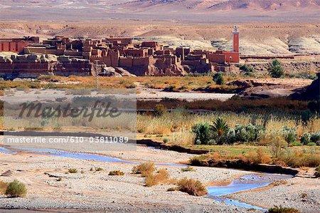 Maroc, haut Atlas, près d'Ouarzazate