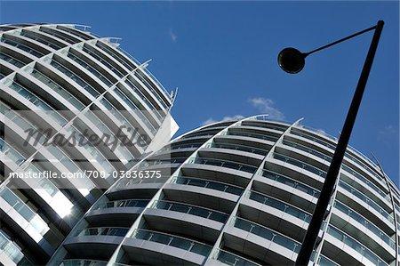 Apartment Building, London, England