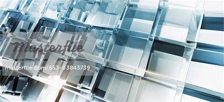 Zeilen von cubes