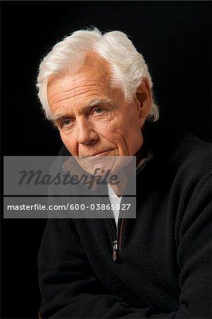 Porträt des Mannes