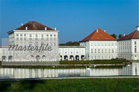 Schloss Nymphenburg, Munich, Allemagne