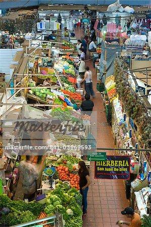 Mercado San Juan de Dios marché, Guadalajara, au Mexique, en Amérique du Nord