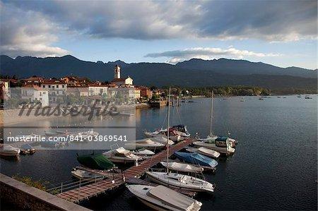 Baveno, Lake Maggiore, Italian Lakes, Piedmont, Italy, Europe