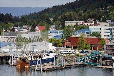 Juneau, sud-est de l'Alaska, États-Unis d'Amérique, Amérique du Nord