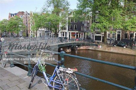Herengracht, Amsterdam, Netherlands, Europe