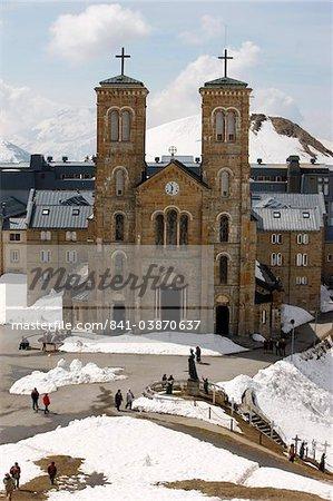 Sanctuaire de notre Dame de la Salette, Isère, Rhone Alpes, France, Europe
