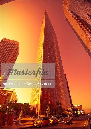 Downtown, Los Angeles, Californie, États-Unis d'Amérique, l'Amérique du Nord