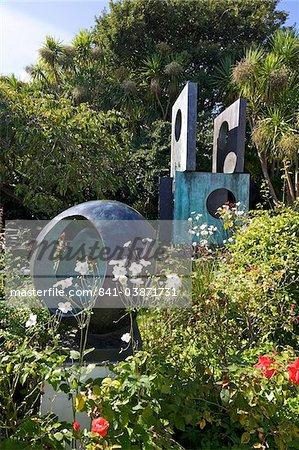 Barbara Hepworth Musée et jardin de sculptures, St Ives, Cornwall, Angleterre, Royaume-Uni, Europe