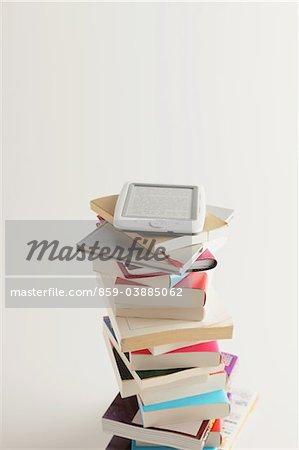 Digital book and Book