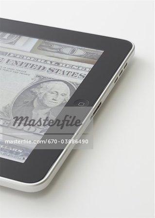 Tablet PC et factures