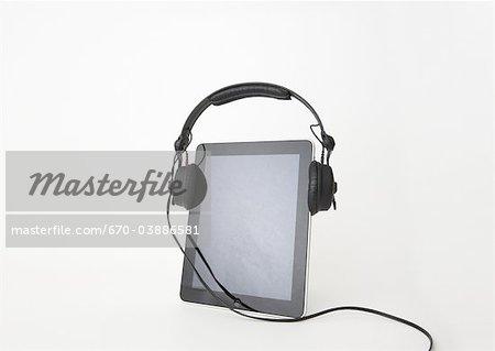 Tablet PC et casque