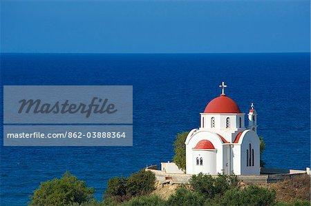 NEA Mirtos, côte sud, Crète, Grèce