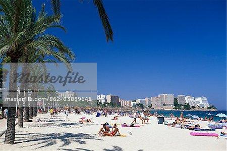 Magalluf, Mallorca, Balearen, Spanien