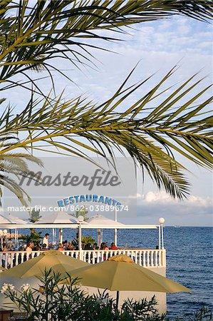 Ses Figueretes, Eivissa, Ibiza, the Balearic Islands, Spain