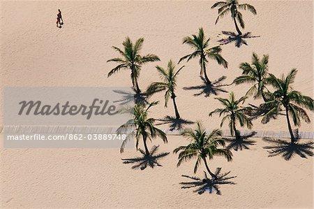 Playa de las Teresitas à San Andres, Tenerife, îles Canaries, Espagne