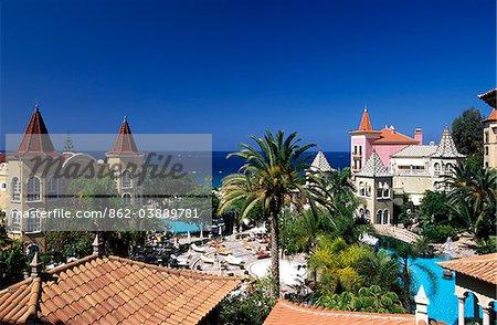 Hotel Bahia del Duque in Adeje, Tenerife, Canary Islands, Spain