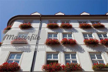 Magasin de HIRMER, Munich, Allemagne