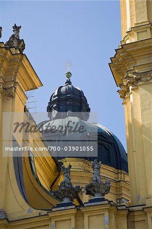 Theatine Church, Munich, Germany