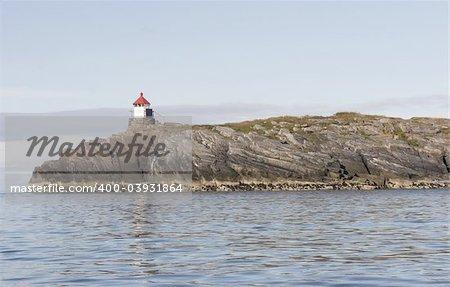 Ffom the norwegian coastline